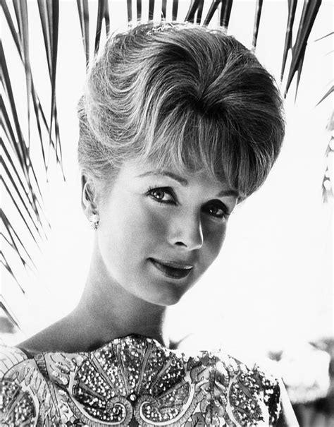 debbie reynolds short hair cut photos debbie reynolds 1964 photograph by everett
