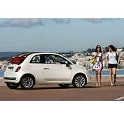 Fiat 500C Cabriolet Wallpapers  Auto Power Girl
