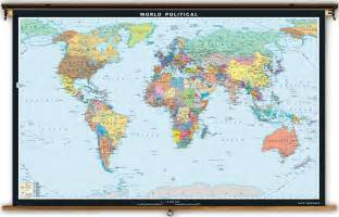Big Map Of The World by Gallery For Gt Large Labeled World Map