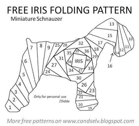 Iris Paper Folding Templates - 420 best images about iris folding on