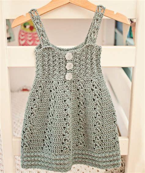 dress pattern hooks 41 best baby dresses images on pinterest baby knitting