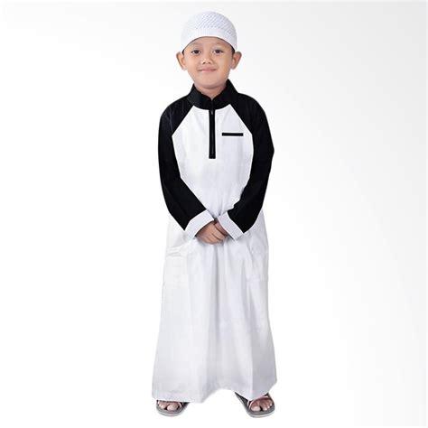 Gamis Putih Laki Laki Jual Bajuyuli Gamis Koko Raglan Pakaian Anak Laki Laki