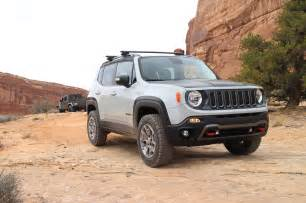 Jeep Renegade Lifted 2016 Easter Jeep Safari Concepts Drive Motor Trend