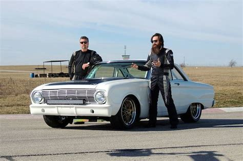 gas monkey cars gas monkey garage headed to pikes peak in 500 hp custom