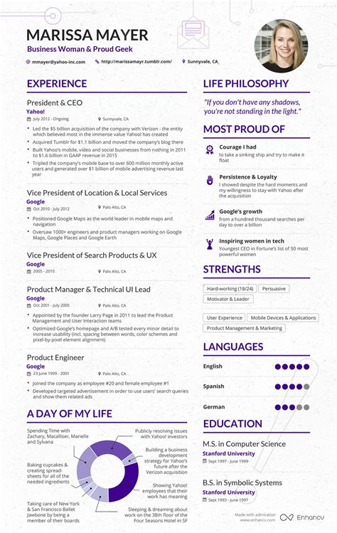 cv layout with photo cv layout exles reed co uk