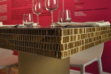 tavolo di cartone tavolino in cartone per bar o ristorante 55100