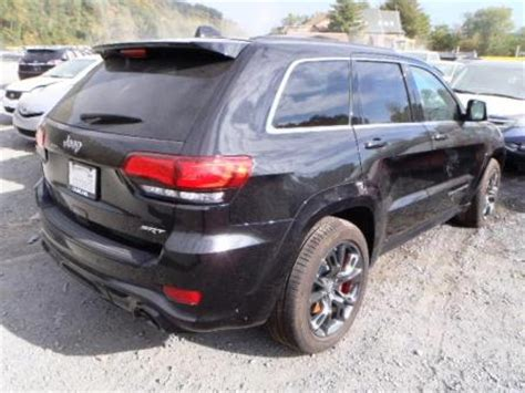 wrecked black jeep grand 100 back guarantee when you buy repairable salvage