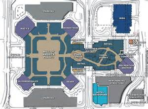 Pacific Mall Floor Plan Mall Of America Expansion Funding Has 9 Million Bridge To