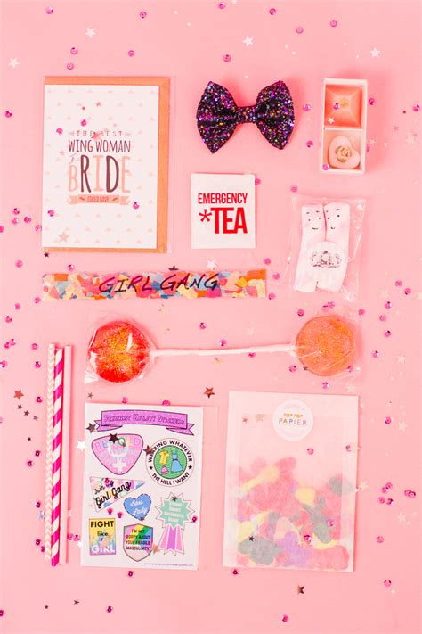 diy printable wrapping paper diy hen party kit with free printable girl gang wrapping