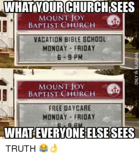Monday School Meme - 11 hilarious vacation bible school memes that every