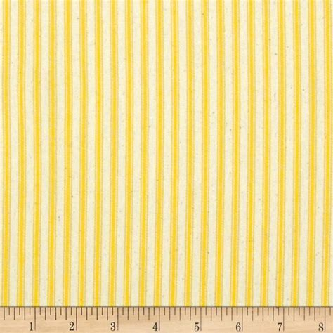 striped yellow curtains 44 quot ticking stripe yellow window treatments duvet