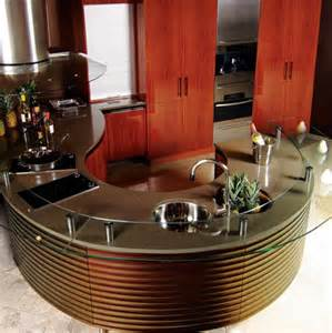 Rounded Kitchen Island by Round Kitchen Island An Unexpected Innovation Or A