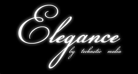 the elegance of the elegance wedding video by technotic media inc