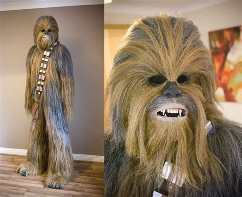 chewbacca hollywood costumes