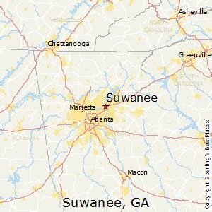 suwanee map best places to live in suwanee