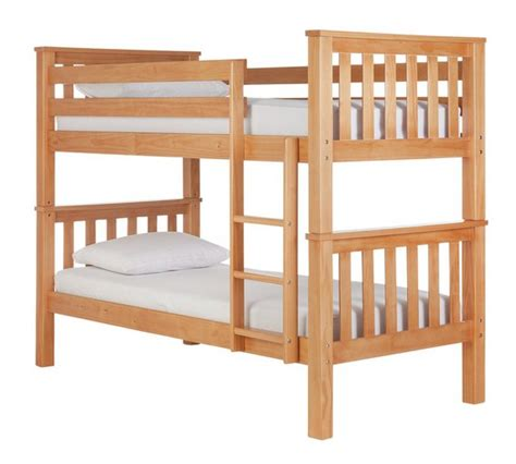 heavy duty bedroom furniture buy collection heavy duty bunk bed frame pine at argos