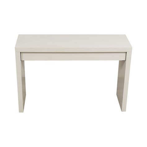 single drawer storage ikea 54 off ikea ikea malm white single drawer narrow desk