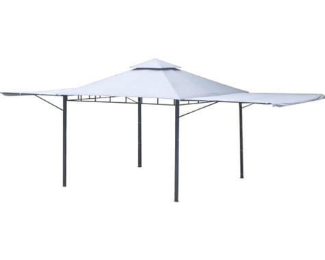 pavillon ersatzdach ersatzdach f 252 r pavillon patrizia 300 x 300 cm silber bei