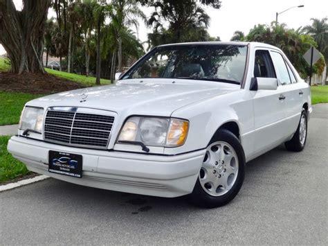 Mercedes Diesel by 1995 Mercedes E300 Diesel Bring A Trailer