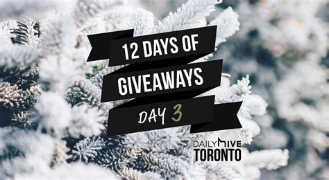 Days Of Giveaways - 12 days of giveaways win a 500 seasonal joey restaurants gift basket daily hive