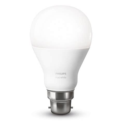 philips hue light bulbs philips hue led smart light bulb bayonet cap b22