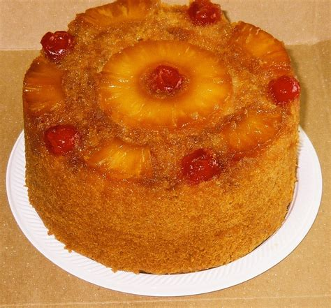images upside down pineapple cake recipe 2015 house style pictures