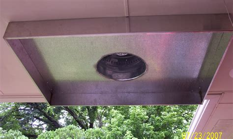 outdoor grill exhaust fan grill hood outdoor grill outdoor