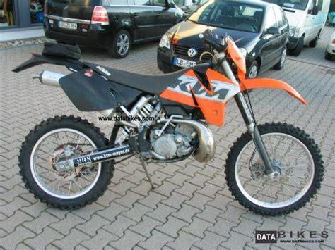 1999 Ktm 250 Exc 1999 Ktm 200 Exc