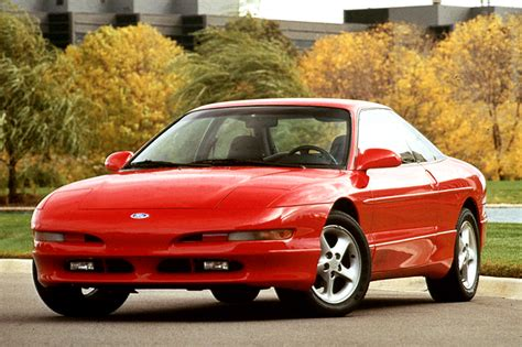 1993 Ford Probe by 1993 97 Ford Probe Consumer Guide Auto