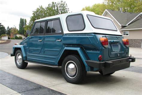 1973 volkswagen thing 4 door 137646