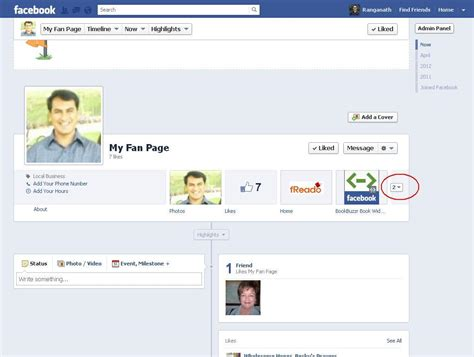 facebook fan page plugin how to share your bookbuzzr authorpage widget on your