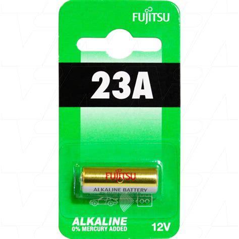 Fujitsu Battery Baterai Alkaline Aaa fujitsu alkaline f23 1b fu 12v iq distributionsiq