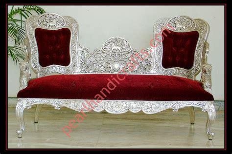 metal sofa set online metal sofa set carved wood for home pearl handicrafts