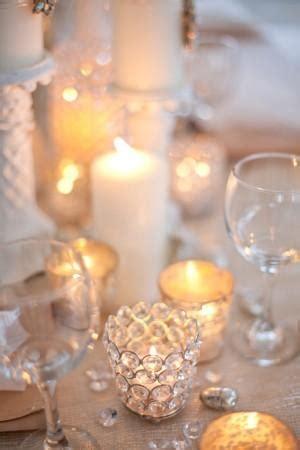 centre de table bougie mariage centres de table de mariage avec bougies paperblog