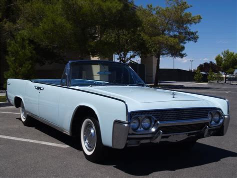 1961 lincoln convertible 1961 lincoln continental 4 door convertible 177277