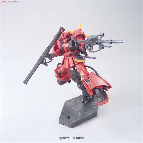 Hbj20 Hguc Ms 06r 2 Johnny Ridden Customize Zaku Ii ms 06r 2 johnny ridden s customize zaku ii hguc gundam model kits images list