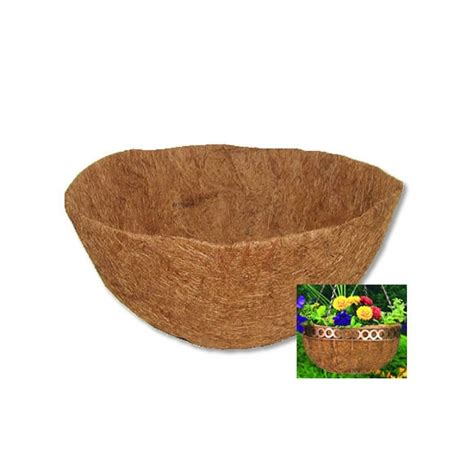 Coco Mats For Planters by 14 Inch Coco Planter Liners Cobraco 174 Clh14m