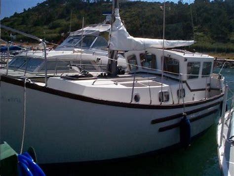 Boatsandoutboards Colvic Watson Motor Sailer For Sale
