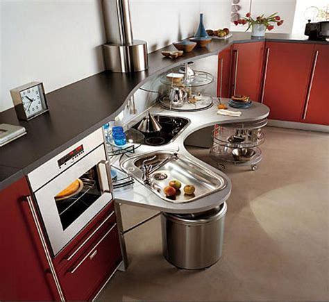 Skyline Lab Wheelchair Friendly Kitchen Design   Core77