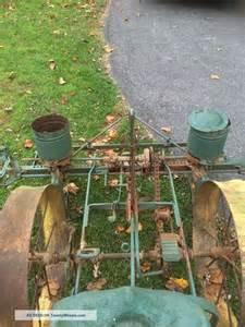 deere model 999 corn planter