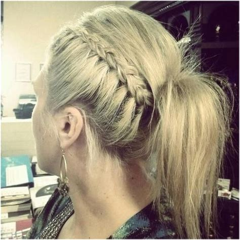 cute hairstyles for work 15 cute hairstyles with braids popular haircuts