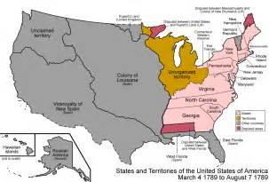 united states map history u s history question of the day