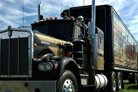 film semi cowboy 17 best images about truck misc on pinterest big