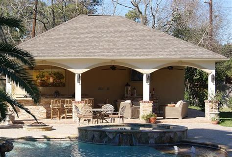 pool cabana with bathroom freestanding pool cabana with outdoor kitchen bathroom shower laundry room by