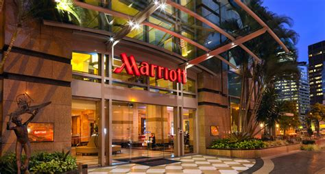 marriot inn brisbane cbd hotel australia brisbane marriott hotel