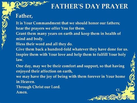 fathers day prayer pictures   images  facebook tumblr pinterest  twitter