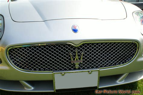 Maserati Grill by Maserati Gransport Grill Picture