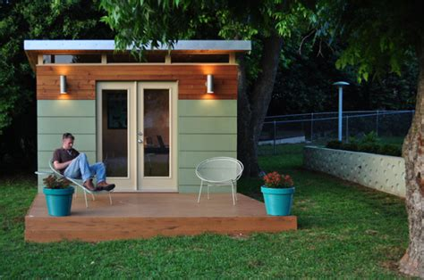 how to build a guest house in backyard fancy kanga studio modern kanga room systems prefab kits