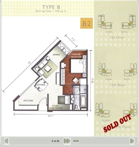 saujana residency floor plan buy sell rent condominiums saujana residency floor plans