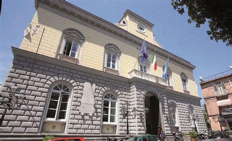 comune di san giorgio a cremano ufficio tecnico inchiesta appalti torna libero il funzionario comune